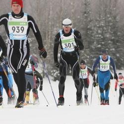 42. Tartu Maraton - Aare Kuuseoks (301), Dainius Maciulis (939)