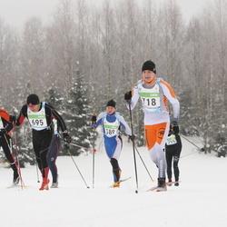 42. Tartu Maraton - Bjoern Austera (695), Mairo Mändla (718)
