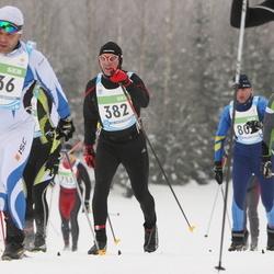 42. Tartu Maraton - Andis Puida (382), Paavo Vikat (736)