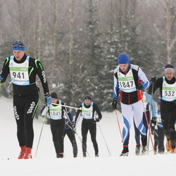 42. Tartu Maraton - Jaanus Olop (532), Agris Peedu (941), Sten Eric Nirgi (1847)