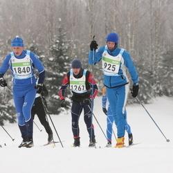 42. Tartu Maraton - Ago Saluveer (925), Riho Kikkas (1267), Aleksandr Golovanov (1840)