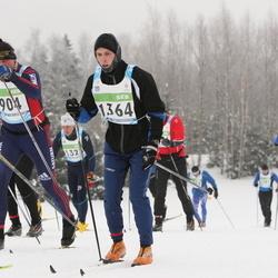42. Tartu Maraton - Vladislav Sapogov (904), Juhan Valge (1364), Ander Adel (1866)