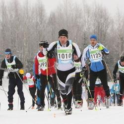 42. Tartu Maraton - Petteri Kotimaa (1010), Arno Pärna (1125)