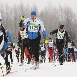 42. Tartu Maraton - Arno Pärna (1125), Sami Pellinen (1749)