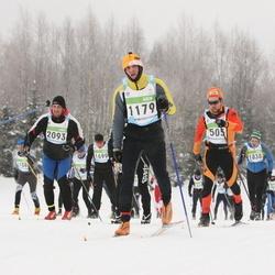 42. Tartu Maraton - Anatoli Babkin (1179), Karel Zidek (1505)