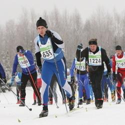 42. Tartu Maraton - Markko Abel (835), Are Lee (1224)
