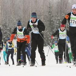42. Tartu Maraton - Bert Lõuke (2228), Urmas Ruus (2261), Mihkel Annilo (2708)