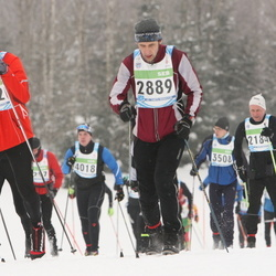 42. Tartu Maraton - Arthur Raichmann (2889), Martins Lukstins (5372)