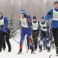 42. Tartu Maraton - Taavi Päll (2368), Arkadij Balakin (2927), Kristo Siig (4223)