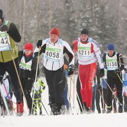 42. Tartu Maraton - Aivo Sepp (4058), Aare Sepp (4211)