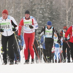 42. Tartu Maraton - Peter Folkins (3138), Jaak Soots (3294), Aivo Sepp (4058), Aare Sepp (4211)