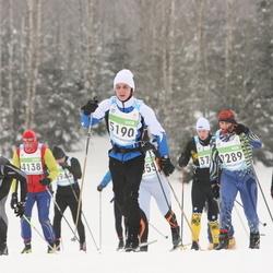 42. Tartu Maraton - Aimar Liiver (2289), Meelis Rätsep (5190)
