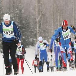 42. Tartu Maraton - Rene Holst (3621), Anders Eensalu (3930)