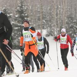 42. Tartu Maraton - Alexander Budanov (2010), Janno Toming (2862), Tormod Johansen (3618)