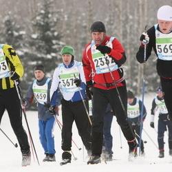 42. Tartu Maraton - Agur Jõgi (2332), Ivar Puusta (3493), Rauno Kuus (5696)