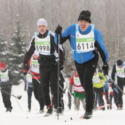 42. Tartu Maraton - Artur Jugaste (3998), Kalmer Kongo (6114)