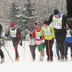 42. Tartu Maraton - Ado Pihl (3432), Juris Dzenis (3552), Mäido Villems (5938)