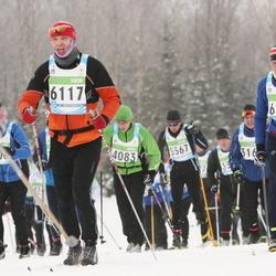 42. Tartu Maraton - Egon Veermäe (6117), Ahti Asmann (6188)