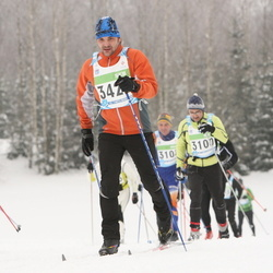 42. Tartu Maraton - Ari Koskinen (3100), Vello Voolaid (3678)