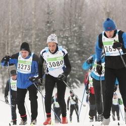 42. Tartu Maraton - Julian Paules (3080), Andre Luman (3273)