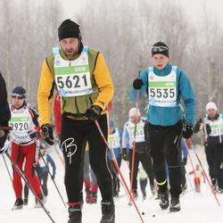 42. Tartu Maraton - Silver Kask (5535), Björn Puna (5621)