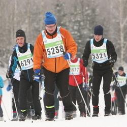 42. Tartu Maraton - Aalo Parmas (2941), Meelis Ratassepp (5238), Ragnar Paide (5321)