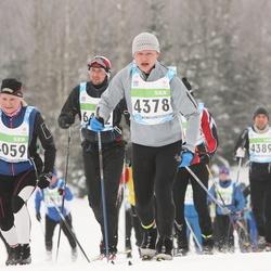 42. Tartu Maraton - Ann-Caroline Lundberg (4059), Elvis Lillevälja (4378)