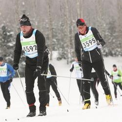 42. Tartu Maraton - Eero Sipilä (3595), Luigi Oolma (4592)