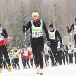 42. Tartu Maraton - Anneli Rosin (6392)
