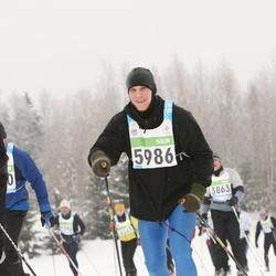 42. Tartu Maraton - Tanel Rüüberg (3983), Aadam Kaivo (5986)