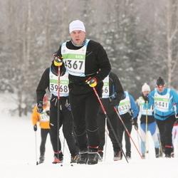42. Tartu Maraton - Ago Estermaa (4248), Urmas Veske (4367)