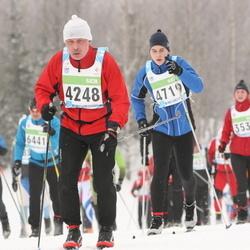 42. Tartu Maraton - Ago Estermaa (4248), Kaarel Kuljus (4719)