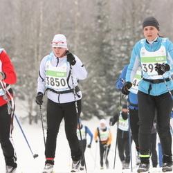 42. Tartu Maraton - Anastasia Gerassimova (3850), Aino Oja (4714)