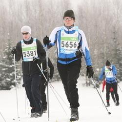 42. Tartu Maraton - Brait Õispuu (5381), Mihkel Visnapuu (5656)