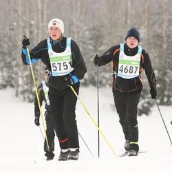 42. Tartu Maraton - Peeter Kadarik (4687), Aron Alt (5751)