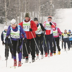42. Tartu Maraton - Kirsi Jokinen (3940), Bjorg Lilian Oye (4562), Tõnis Veltbach (5458), Andrus Prangli (6133)