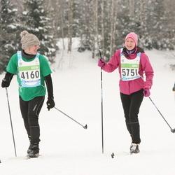 42. Tartu Maraton - Thorny Valk (4160), Aron Alt (5751)
