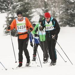 42. Tartu Maraton - Anders Bohm (4542), Rasmus Kallion (5459)