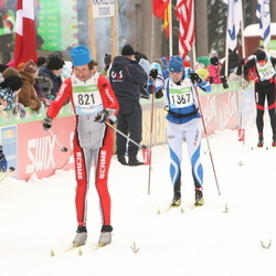 42. Tartu Maraton - Antti Roose (821), Alar Alumaa (1367)