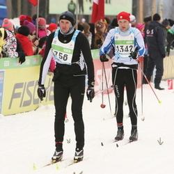 42. Tartu Maraton - Andre Pukk (758), Mihkel Kure (1342)