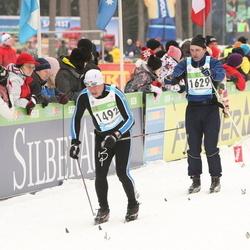 42. Tartu Maraton - Bjorn Terje Sagmo (1492), Indrek Mägi (1629)