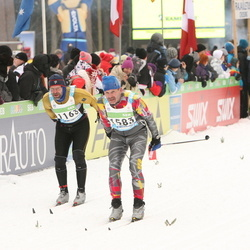 42. Tartu Maraton - Olev Murd (1163), Aare Kiik (1583)