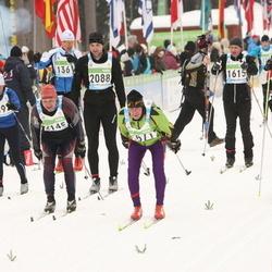 42. Tartu Maraton - Ando Post (1615), Toomas Papstel (2088), Dmitry Sergeev (2145), Tomas Urban (2345)