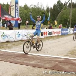 12. Tallinna Rattamaraton (EEC) - Caspar Austa (2), Jaan Kirsipuu (3)