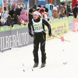42. Tartu Maraton - Andre Pawelczyk (2035)