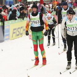 42. Tartu Maraton - Alo Abiline (2275), Agnius Ciapas (2963)