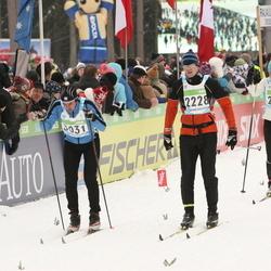 42. Tartu Maraton - Aune Valk (2095), Bert Lõuke (2228)