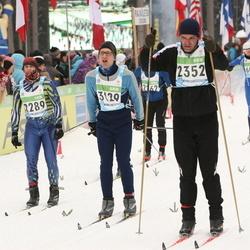 42. Tartu Maraton - Aimar Liiver (2289), Üllar Kustala (2352), Peter Kullberg (3129)