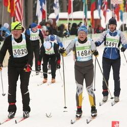 42. Tartu Maraton - Anatoly Efimov (1686), Priit Lopsik (2491), Rudolf Svach (3020)
