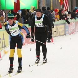 42. Tartu Maraton - Anatoly Alferov (2001), Reimo Rannu (2426)
